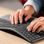 Logitech Ergo K860 review: The ultimate ergonomic keyboard?